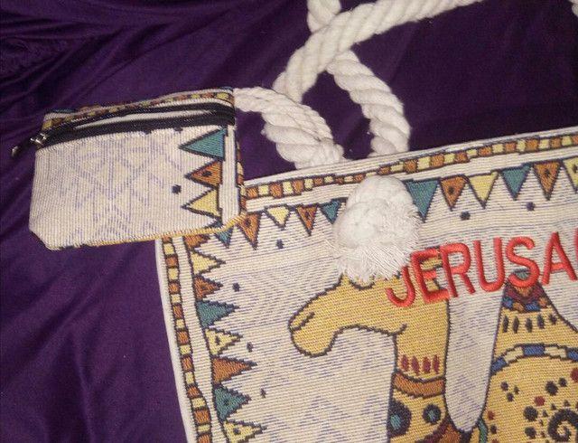 Bolsa de jerusalem - Foto 3
