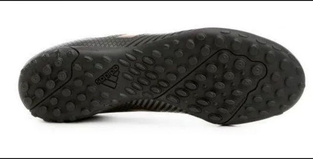 Chuteira society Adidas nova na Caixa - Foto 3