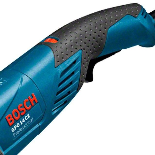 Politriz Bosch Gpo 12 CE 1.250W 127V Tipo de Empunhadeira - Foto 4