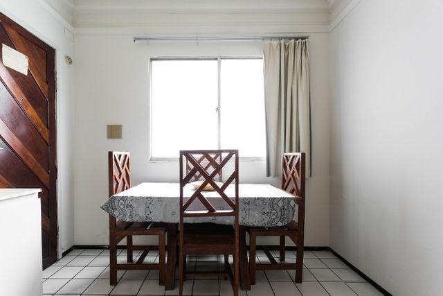 Apartamento 12 A, com sl e quarto, completo com WI-FI - mobiliado - - Foto 5