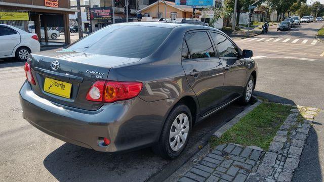 Toyota Corolla xli 1.6 aut.2009 completo - Foto 6
