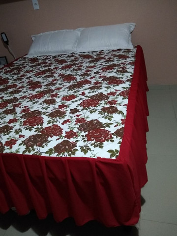 Colchas de cama por encomenda