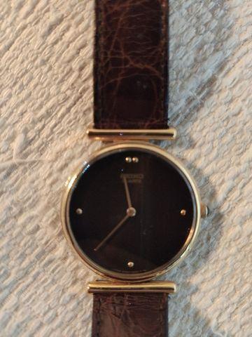 Relógio Seiko * Colecionador +ou - 36 anos * zeradooooo