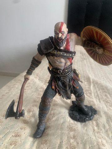 Action figure original  neca god of war 4
