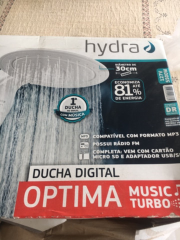 Chuveiro Hidra music fame