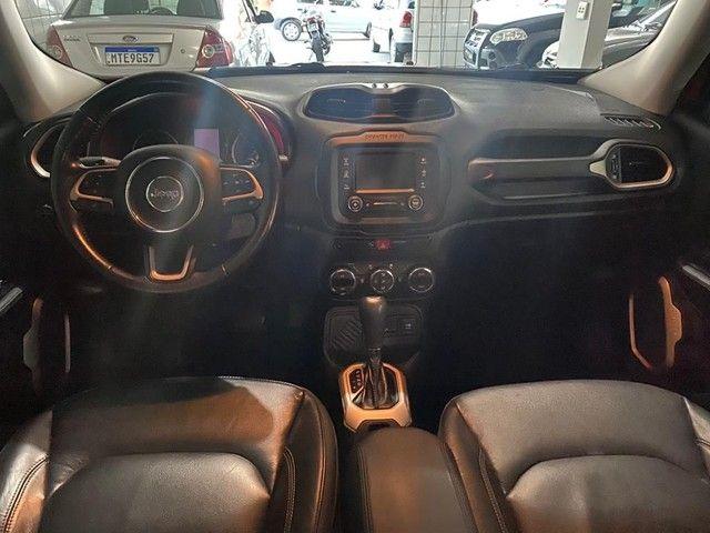 Jeep Renegade  completo   2016   Financio/Troco  - Foto 6
