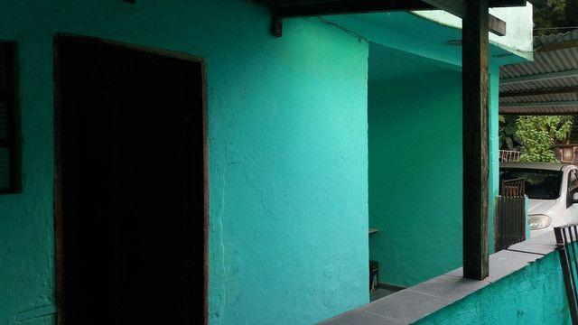 Alugo casa no alto da serra de 1 quarto, sala cozinha, banheiro e área - Foto 13
