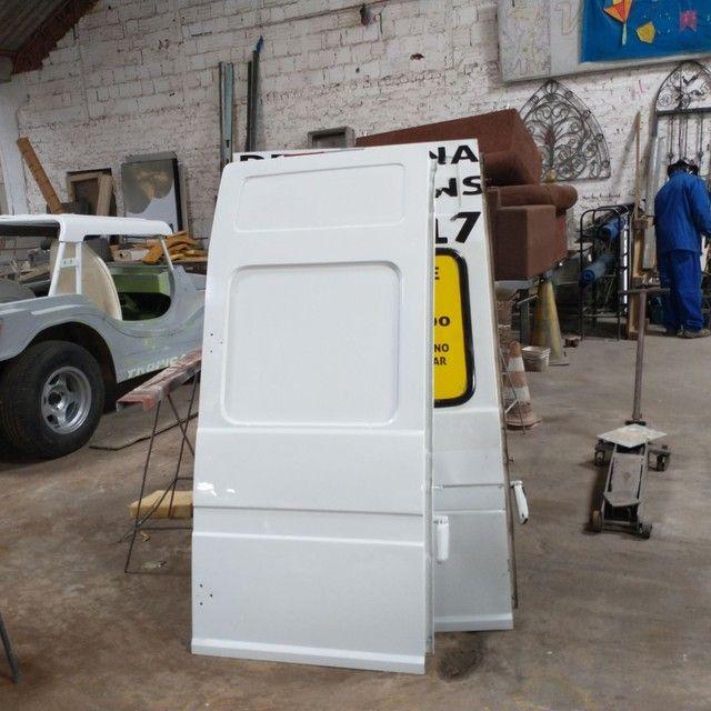 Porta da Iveco  capô grade para-choque 3510 - Foto 2