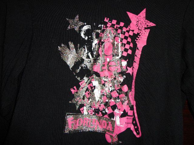 Casaco preto estampa rosa nas costas feminino - Foto 3