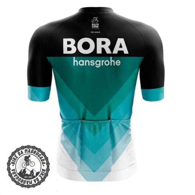 Promoção Camisa Masculina bicicleta bike ciclismo DryFit manga curta - Foto 2