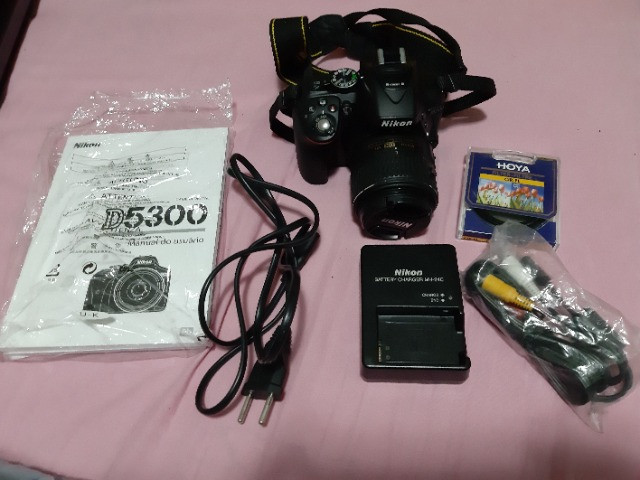 Camera Dslr Nikon D5300 - Foto 2