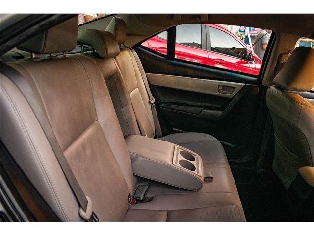 Toyota Corolla 2018 2.0 xei 16v flex 4p automático - Foto 10