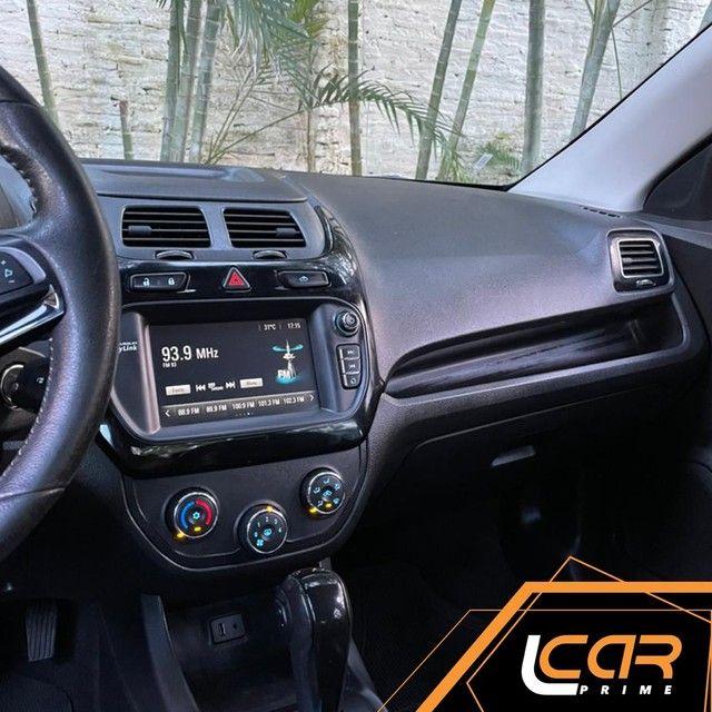 Chevrolet COBALT LTZ 1.8 / AUTOMÁTICO / HIPER NOVO/ c Gás G5/ novo - Foto 9