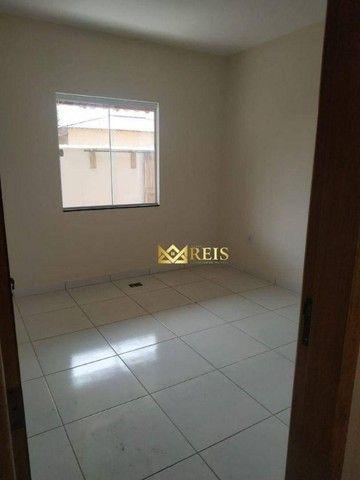 RI Casa Com 2 Dormitórios à Venda, 56 m² Por R$105.000 - Nova Califórnia - Cabo Frio/rj - Foto 5
