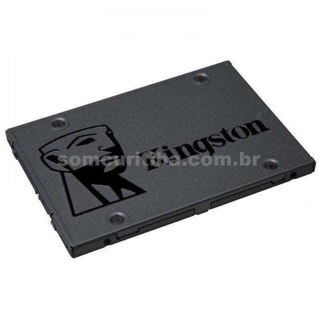 Kingston SSD A400 HD 550mb/s - 480gb - Foto 2