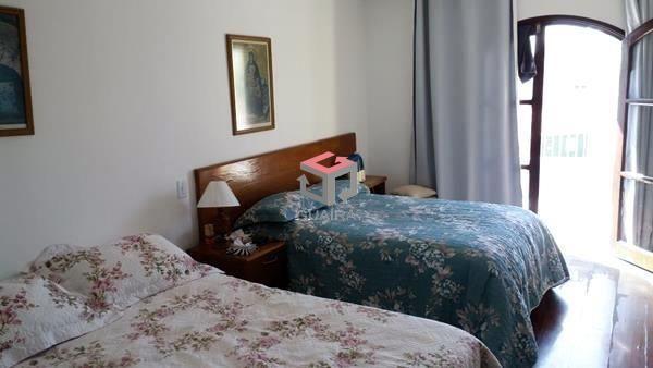 Sobrado para locação, 4 quartos, 6 vagas - Osvaldo Cruz - São Caetano do Sul / SP - Foto 12