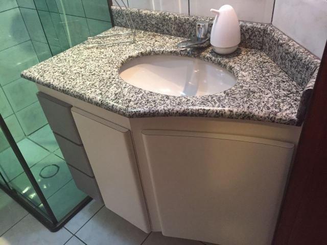 Apartamento para aluguel, 4 quartos, 3 suítes, 3 vagas, Chácara Inglesa - São Bernardo do  - Foto 13