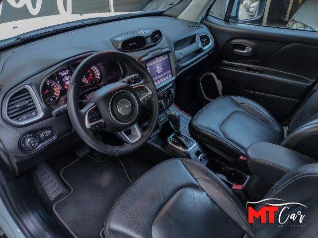 jeep renegade longitude 2019 1.8 flex  - Foto 8