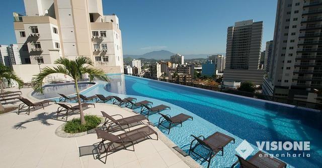 Apartamento para Venda em Nova Iguaçu, Centro, 4 dormitórios, 3 suítes, 4 banheiros, 2 vag - Foto 8