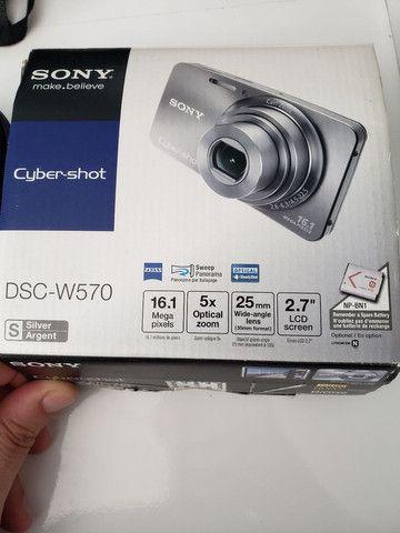 Câmera Sony DSC-W570 - Foto 2