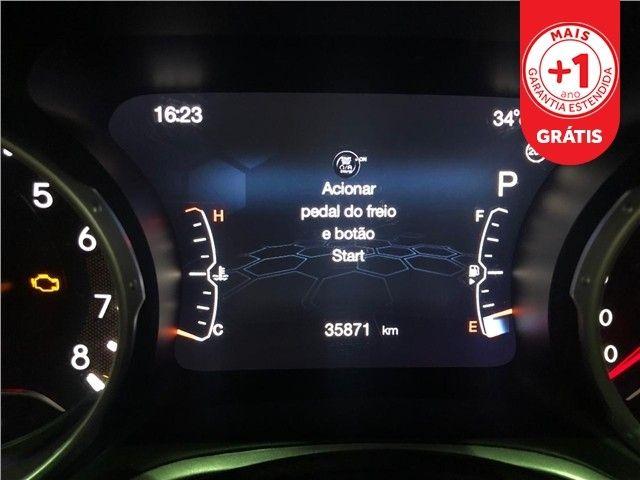 Jeep Compass 2020 2.0 16v flex longitude automático - Foto 8