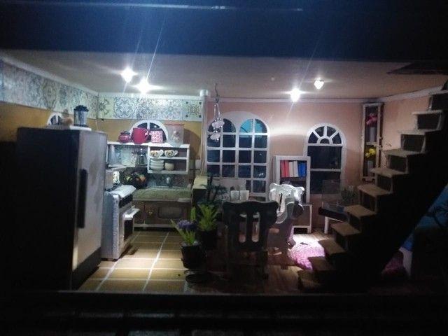 Casa de Bonecas Tipo Maquete  - Foto 3