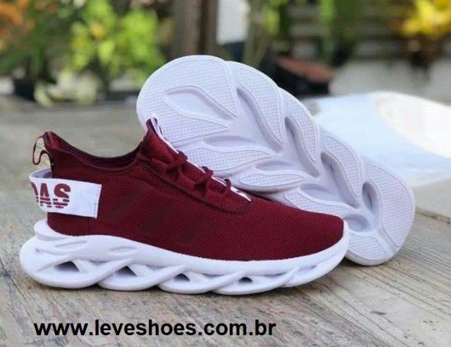 Tênis Adidas Ultra Yeezy Atacado - Foto 4
