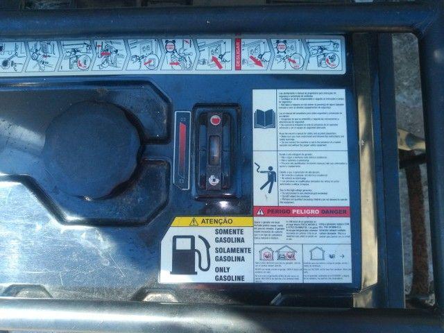 Vendo um gerador semi-novo tel * - Foto 6