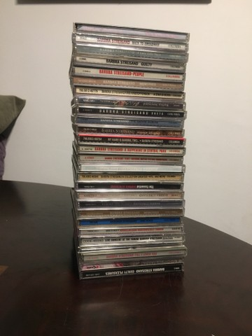 Coletânea  Cd's Barbra Streisand - Foto 2