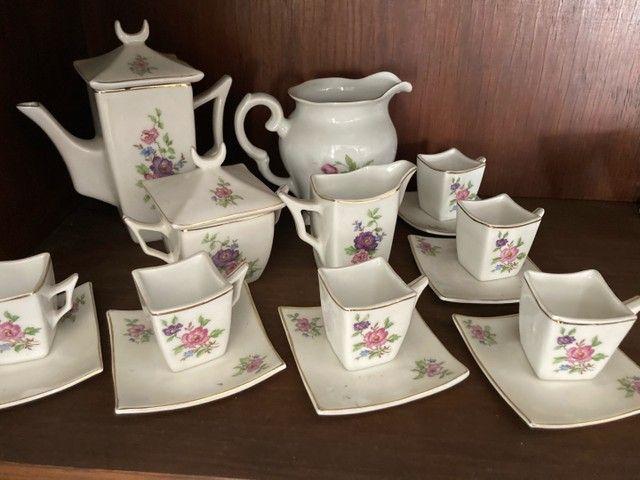 Porcelana condessa - cafezinho  - Foto 4