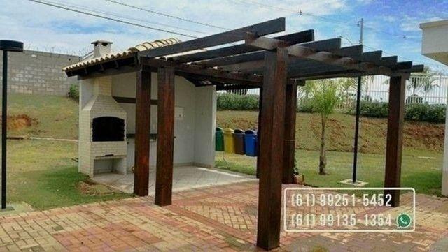 Casa em Condominio Etapa C - Lazer completo 2 qts - Foto 4