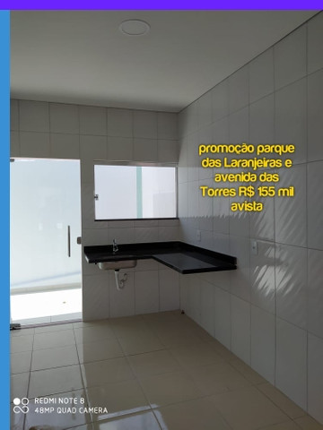 85Área murada, refuaymdsl Flores Área construída 2Banheiros Permiti com cbqloftvwy Casa - Foto 2