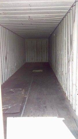 Container seco / Brutos venda unidades - Foto 2