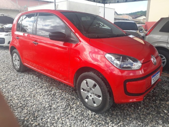 vw up 1.0 take ano 2015 completo - Foto 3
