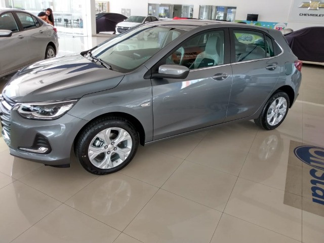 Onix Hatch Premier I - Turbo 2021 - Foto 2