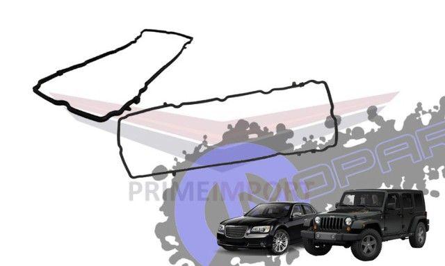Jg Juntas Da Tampa De Valvulas Jeep / Chrysler 3.6 V6 Mopar - Foto 3