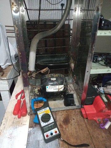 Conserto Geladeira, Freezer, Expositor, Câmara Fria - Foto 6