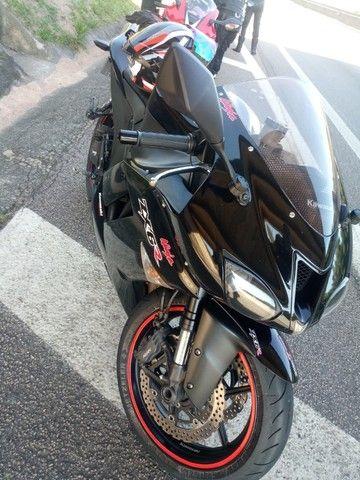 Ninja zx6r.     600cc    2008 - Foto 5
