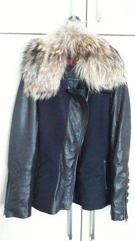 Lindo casaco de frio