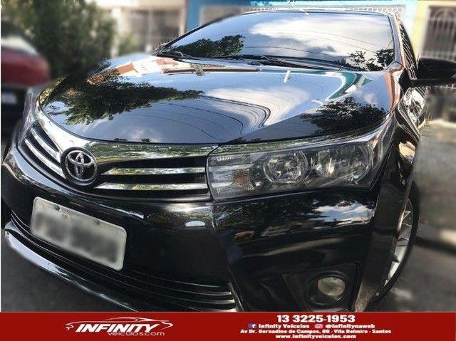 Toyota Corolla XEI 2.0 2015 Aut - Foto 10