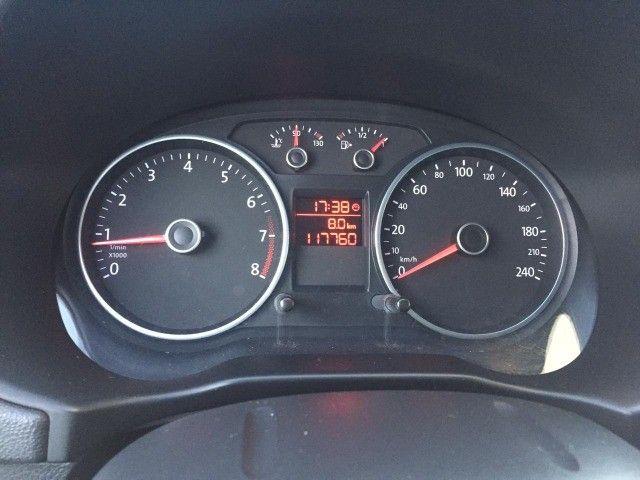 VW Gol City 1.6 2014 em ótimo estado - Foto 7