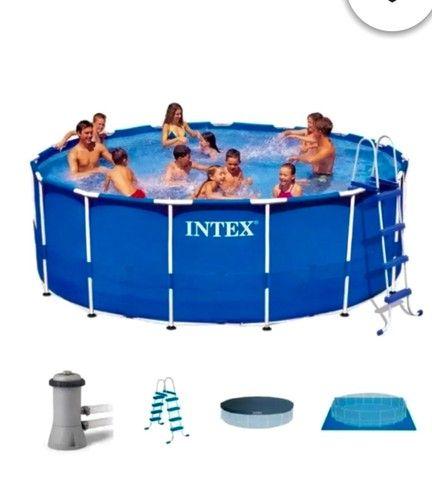 Piscina INTEX 16.805 litros
