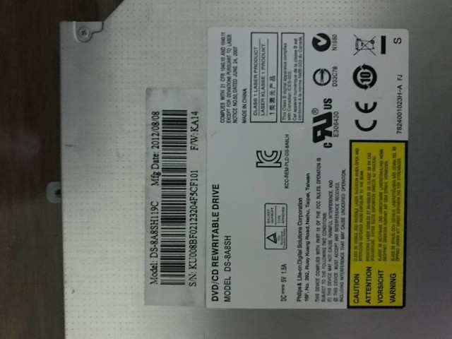 Gravador Drive Dvd de Notebook - Foto 5
