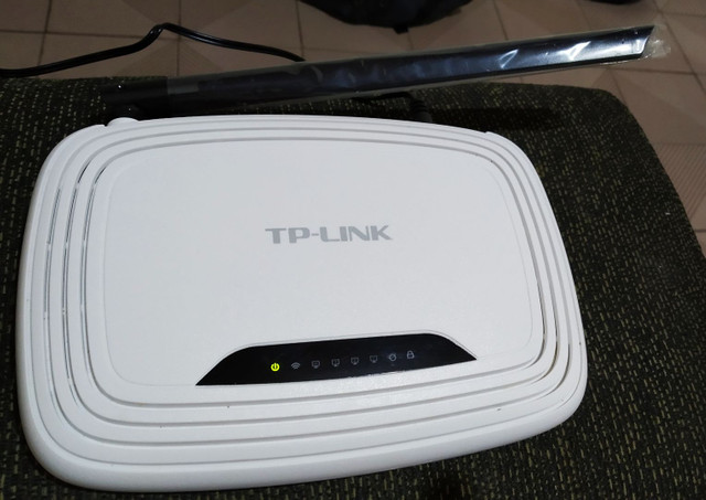 Roteador TP Link WRN740N - Foto 2