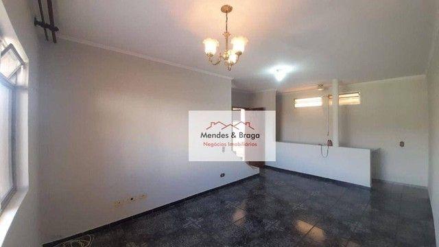 Sobrado com 4 dormitórios para alugar, 160 m² por R$ 2.500,00/mês - Cocaia - Guarulhos/SP