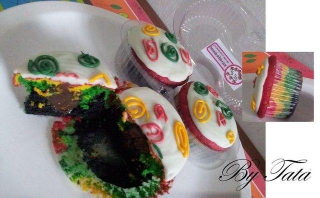 trufas e cup cakes - Foto 6
