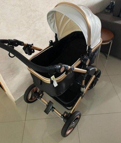 Stroller Carrinho e bebê conforto marca Babyfond (Importado)
