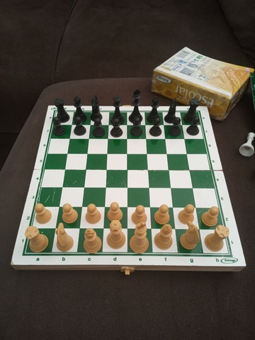 Jogo de xadrez - Foto 4
