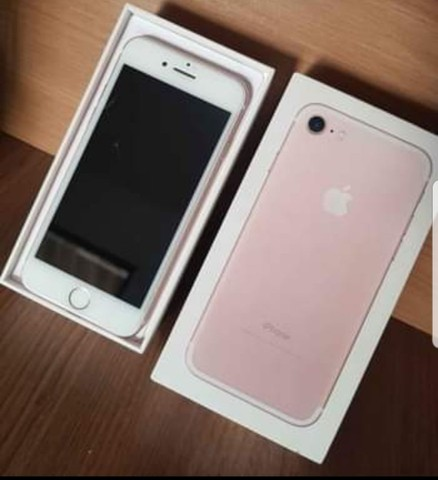 Iphone 7Rose 32gb - Foto 2