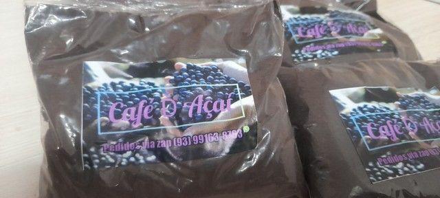Café do caroço de Açai  - Foto 4